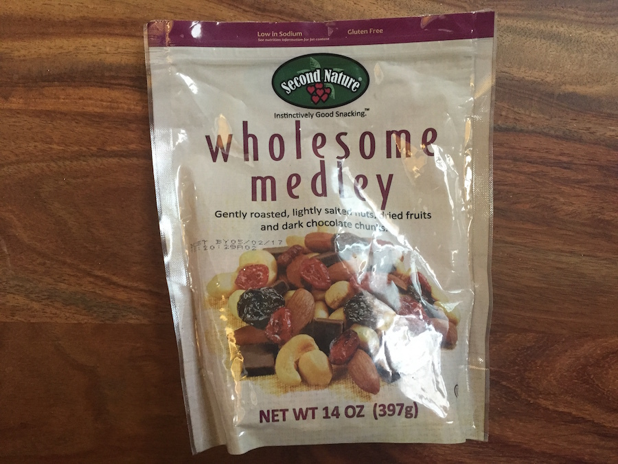 Wholesome Medley Trail Mix